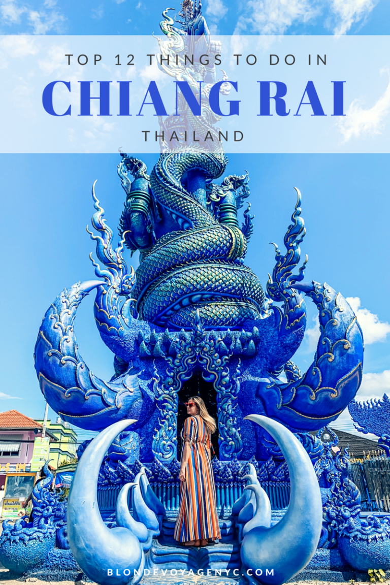 TOP 12 THINGS TO DO IN CHIANG RAI